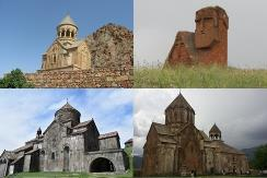 Combined Tours in Armenia and Artsakh