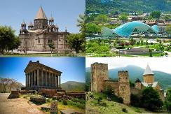 Combined Tours in Armenia and Georgia